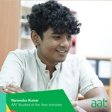 Narrendra Kumaar (AAT Level 4 Professional Diploma in Accounting)